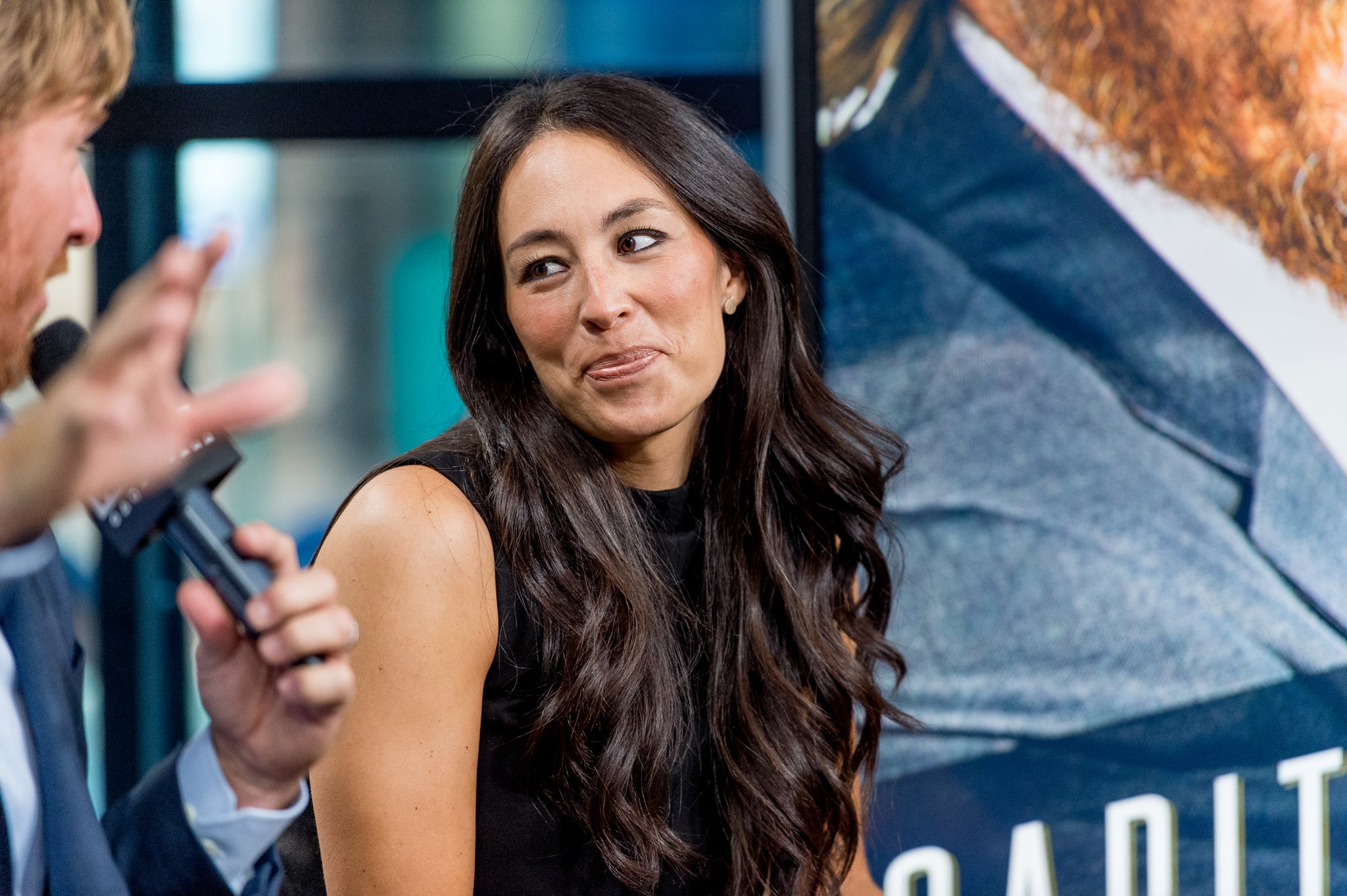 NEW YORK, NY - OCTOBER 18:  Joanna Gaines discusses