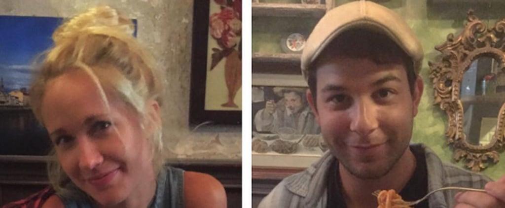 Anna Camp and Skylar Astin's Honeymoon Pictures