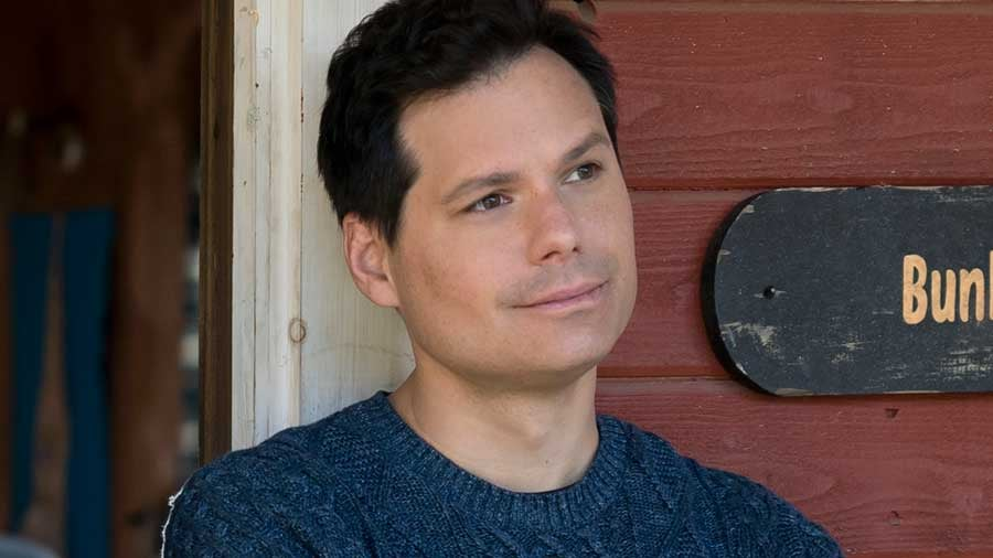 michael ian black essays My custom van: and 50 other mind-blowing essays that will blow your mind all over your face [michael ian black] on amazoncom free shipping on qualifying offers a.