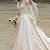 Wedding Dresses Like Kate Middleton's