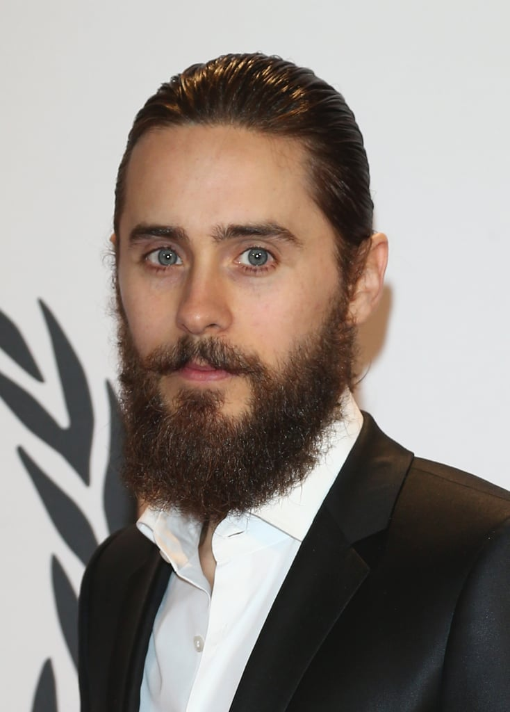 2012 jared leto best hairstyles popsugar beauty photo 26. Black Bedroom Furniture Sets. Home Design Ideas
