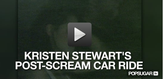 Video of Kristen Stewart After the 2010 Spike Scream Awards 2010-10-18 15:15:00