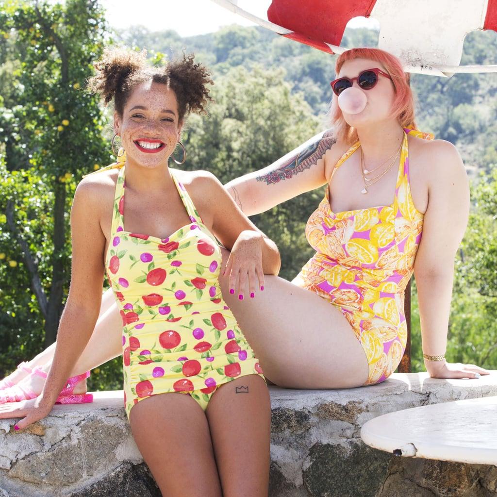 ModCloth Body-Positive Swim Campaign