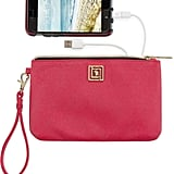 Liz Claiborne Phone Charging Wallet ($30, originally $50)