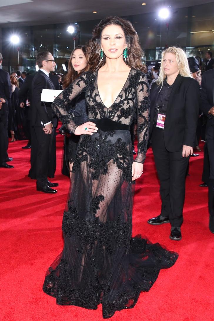 Catherine Zeta Jones S Zuhair Murad Dress Was Completely