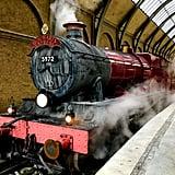Harry Potter Hogwarts Express Zoom Background