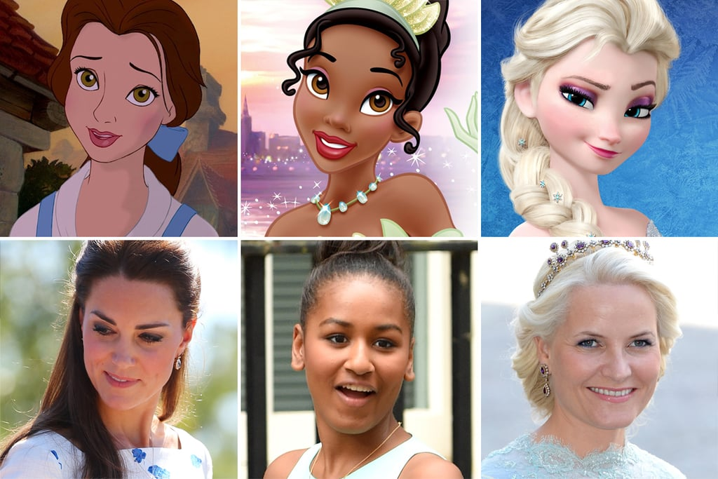 Royals That Look Like Disney Characters