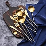 Morgiana Stainless Steel Flatware Set