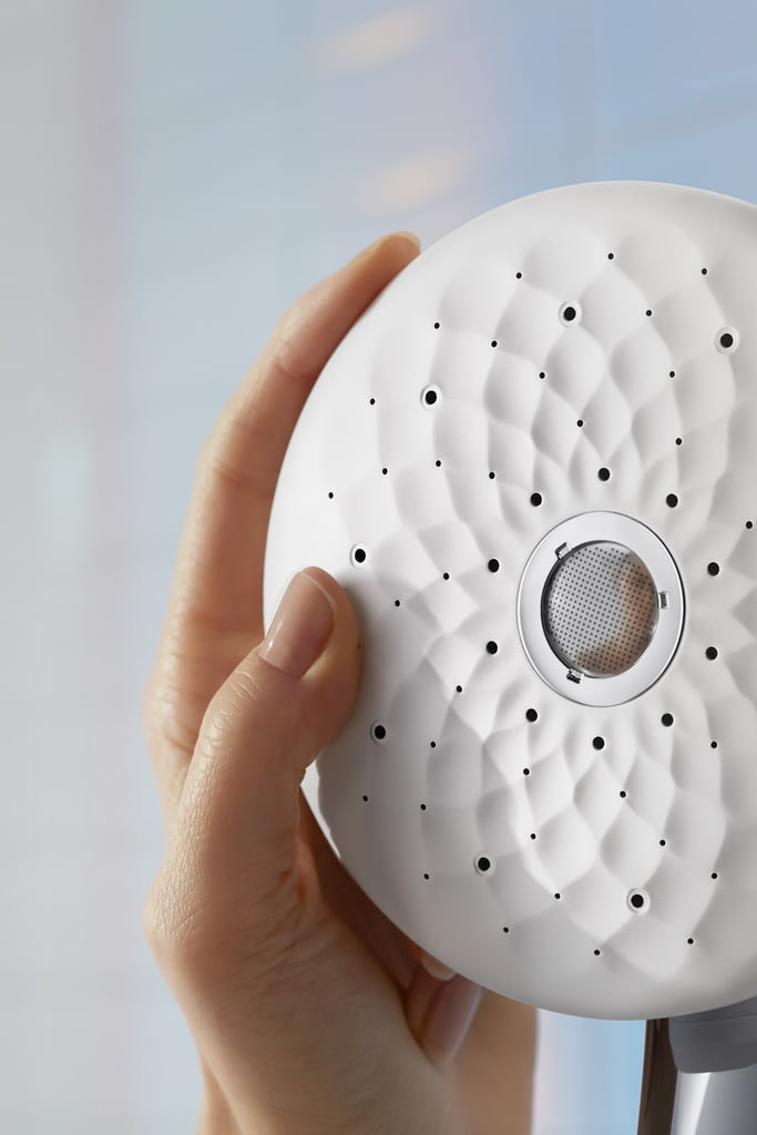 An Efficient Showerhead That Doesn't Sacrifice Water Pressure