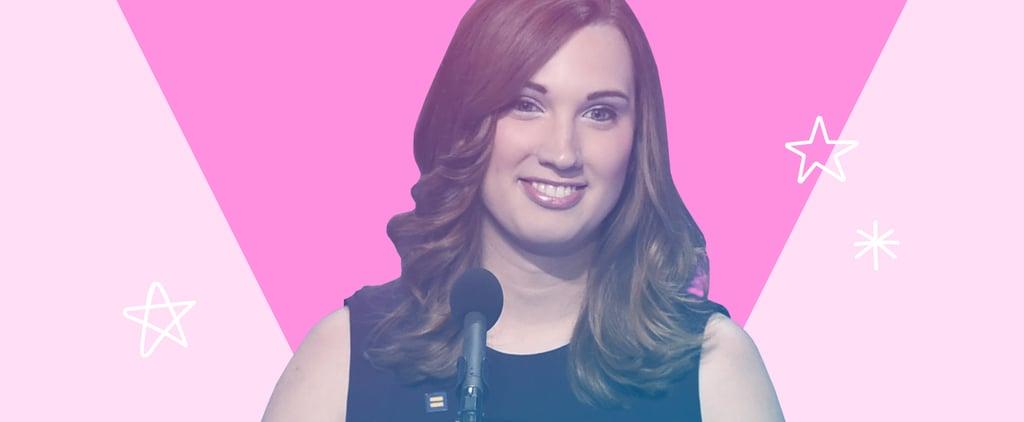 First Trans Senator Sarah McBride's Advice to Younger Self