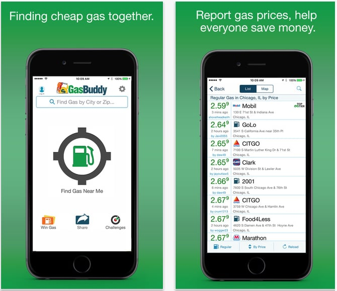 Nearest Gas Stations >> Save Money With These Free Apps | POPSUGAR Smart Living