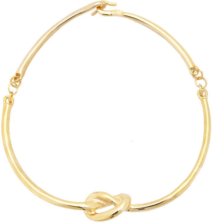 Kenneth Jay Lane Knot Choker
