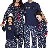 Karen Neuburger Get Lit Family Matching Christmas Holiday Pajamas