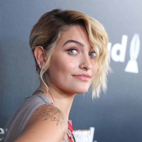 Paris Jackson Honors Michael With Tattoo June 2017
