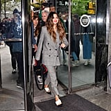 Selena Gomez's Suit Is Cool, but Did You See Her Heels?