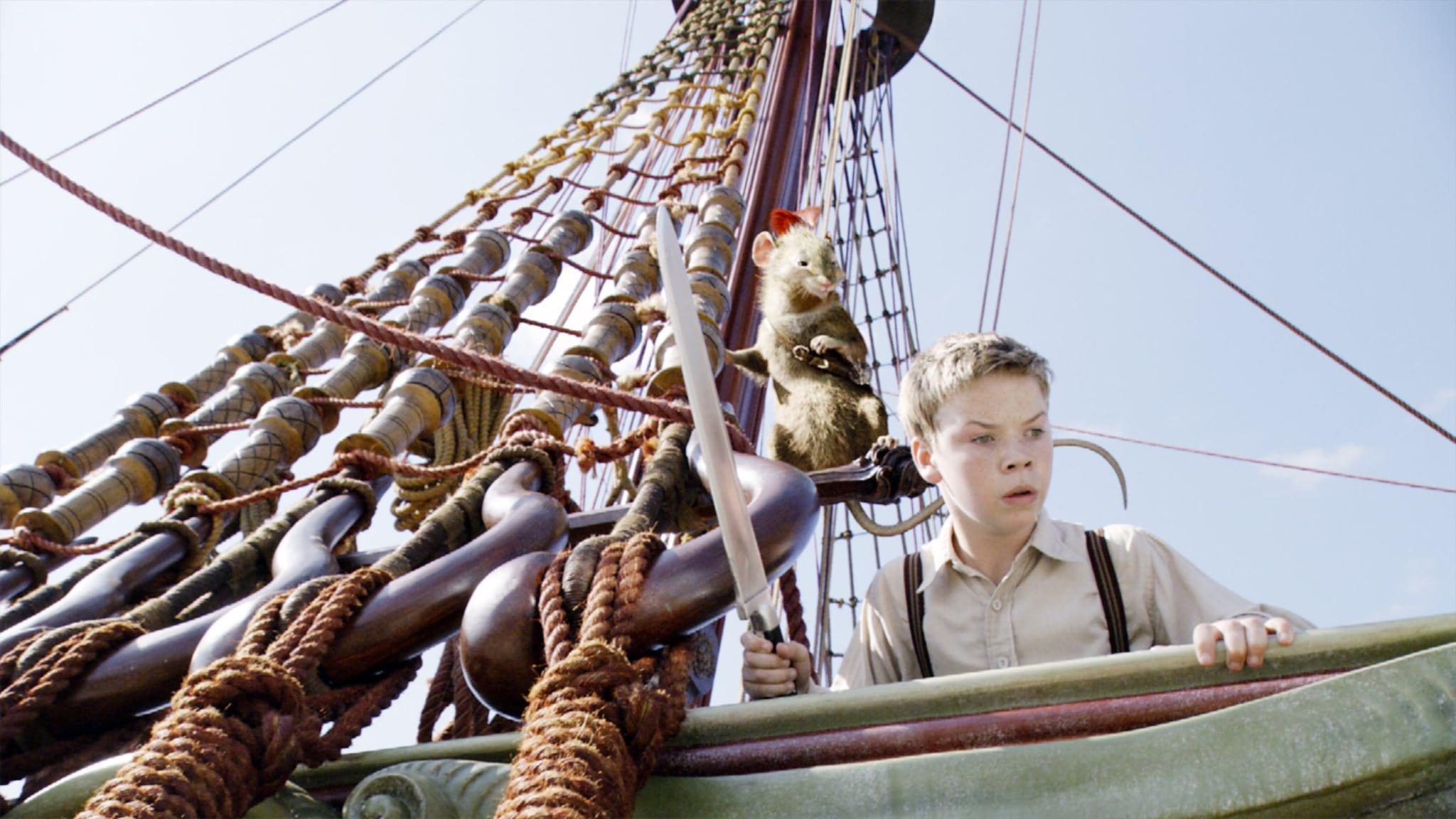 THE CHRONICLES OF NARNIA: THE VOYAGE OF THE DAWN TREADER, Will Poulter, 2010. TM & Twentieth Century Fox Film Corp. All rights reserved/courtesy Everett Collection