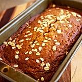 Dairy-Free Oatmeal Pumpkin Spice Bread