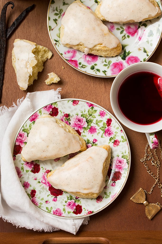 Starbucks Petite Vanilla Bean Scones | Fast Food ...