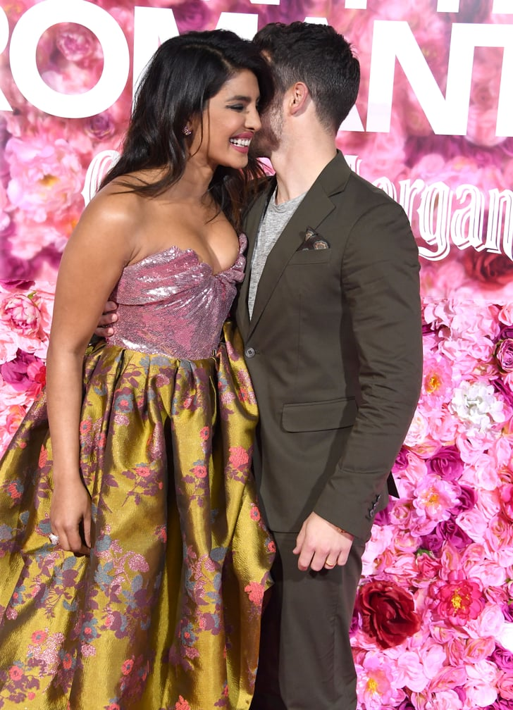 Nick Jonas And Priyanka Chopra At Isn T It Romantic