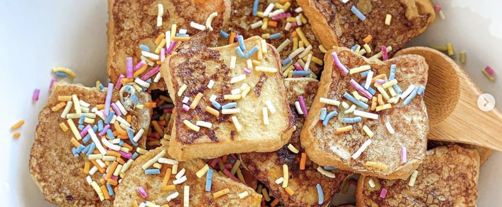 How to Make French Toast Cereal
