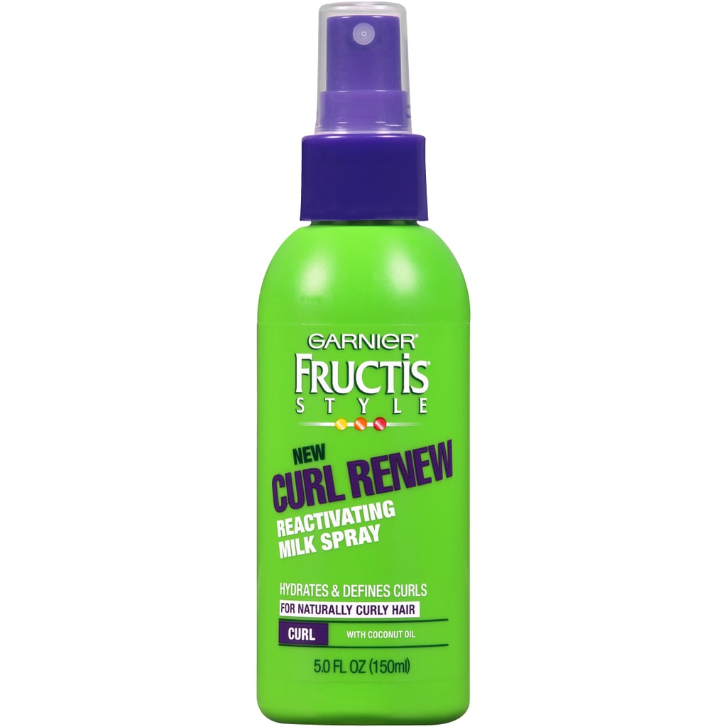 Garnier Fructis Curl Renew Reactivating Milk Spray Best