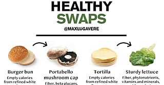 Lose Weight and Feel Better With These Simple Food Swaps