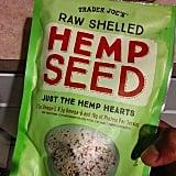Raw Shelled Hemp Seed