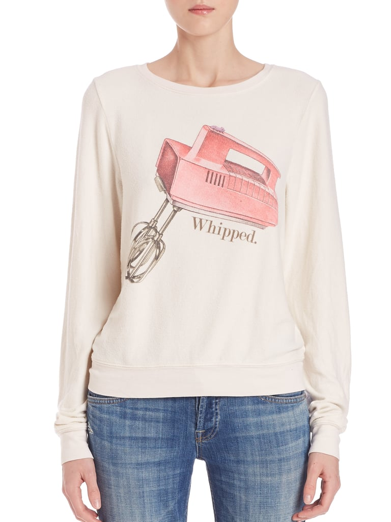 Wildfox Whipped Sweatshirt ($98)