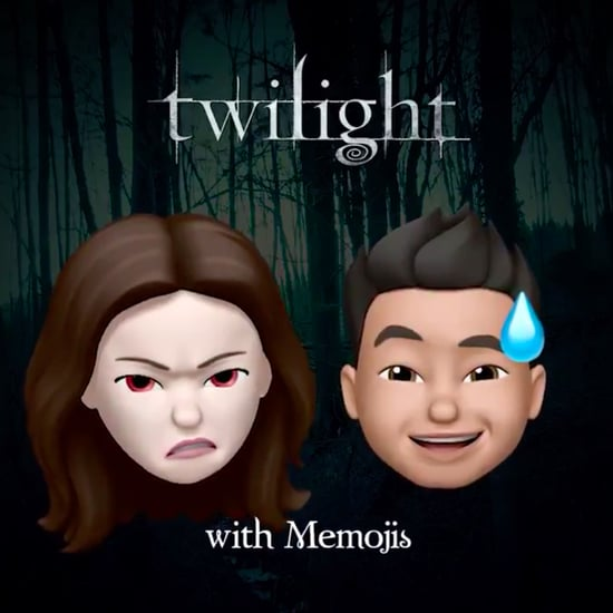 Twilight's Twitter Account Re-Creates Scenes Using Memoji
