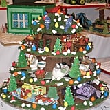 Gingerbread in the Round
