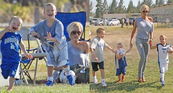 Posh Plays Soccer Mom