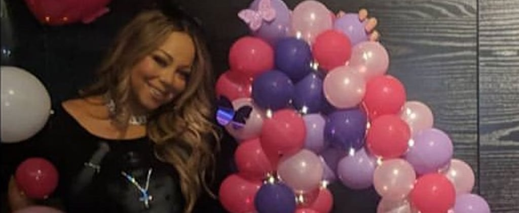 Mariah Carey Birthday Party Pictures 2019