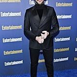 Jeremy Parsons at EW's 2020 SAG Awards Preparty
