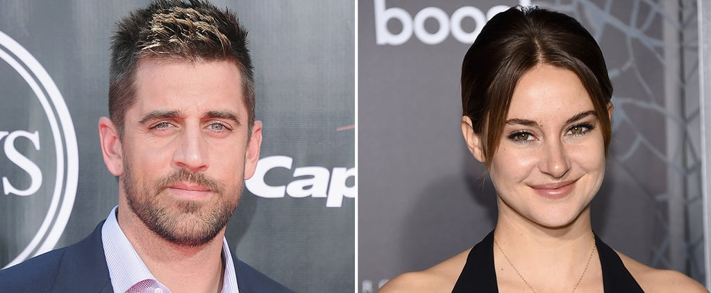 Shailene Woodley Confirms Engagement to Aaron Rodgers