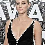 Lili Reinhart at the 2020 SAG Awards