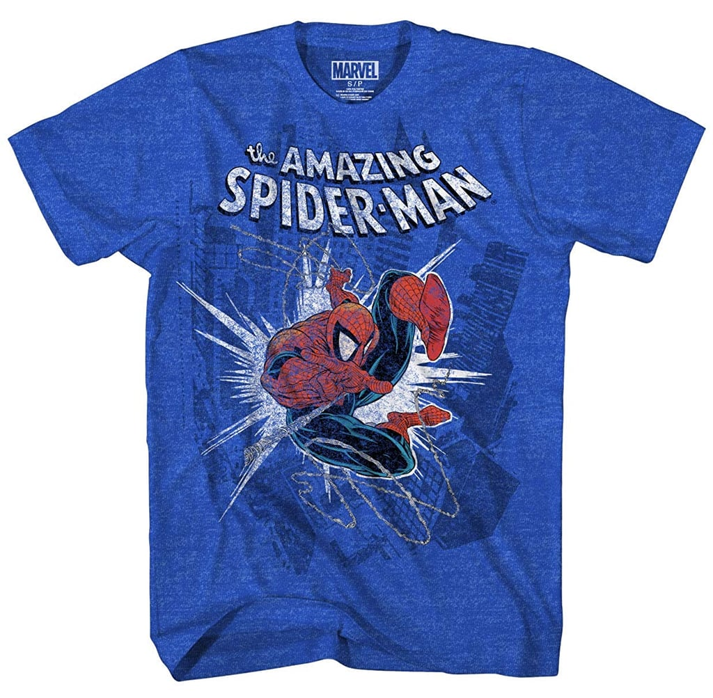 Marvel Big Amazing Spider-Man T-Shirt