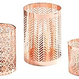Danya B. Danya B Filigree Hurricanes in Rose Gold ($21)