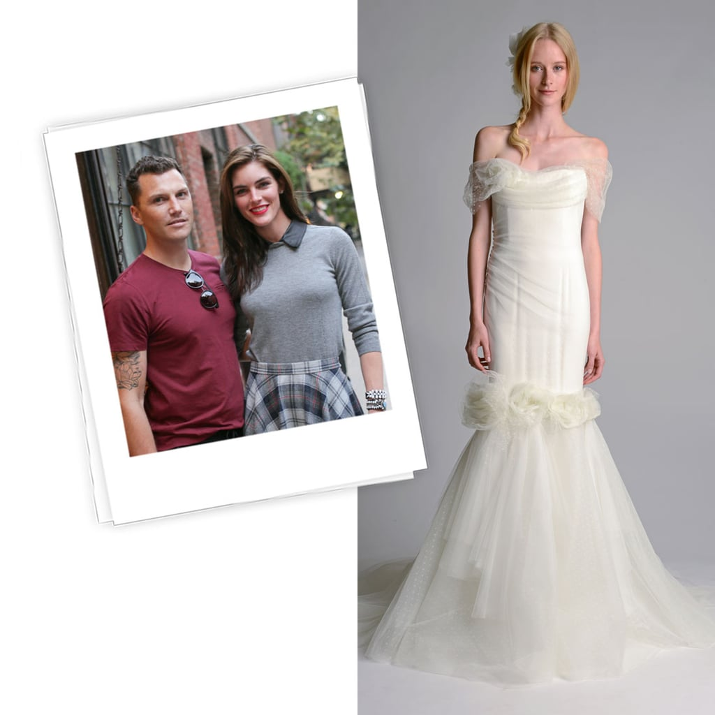 Hilary Rhoda + Sean Avery