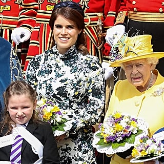Princess Eugenie Erdem Dress April 2019