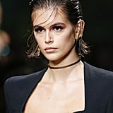 Kaia Gerber's Wet Hair Look