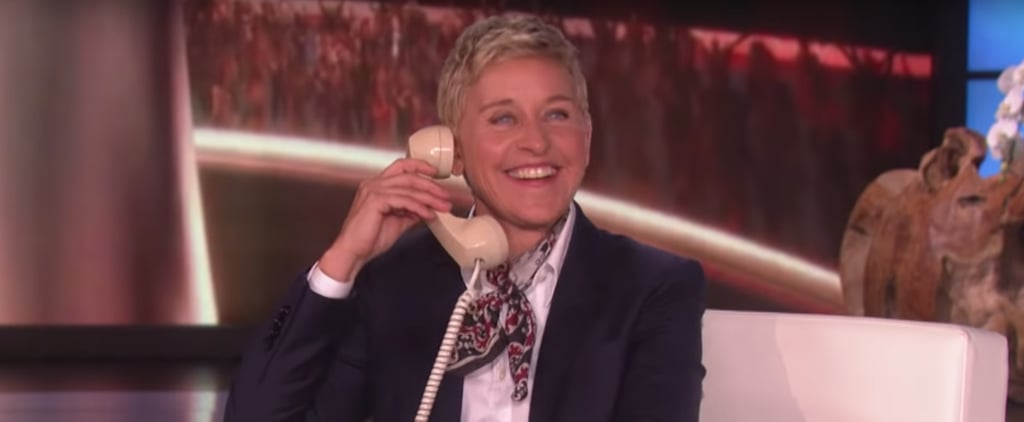 Jennifer Lopez Attempted to Prank Call Ellen DeGeneres