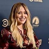 Hilary Duff Bangs Haircut May 2019