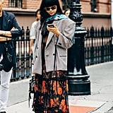 Style It With an Oversize Blazer