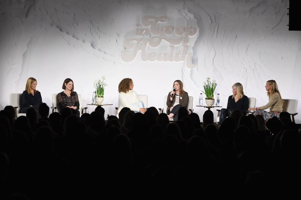 Celebrity Chat-fest With Chelsea Handler, Drew Barrymore, and More