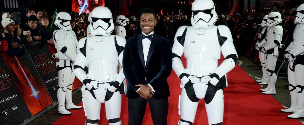 Star Wars The Last Jedi London Premiere Photos