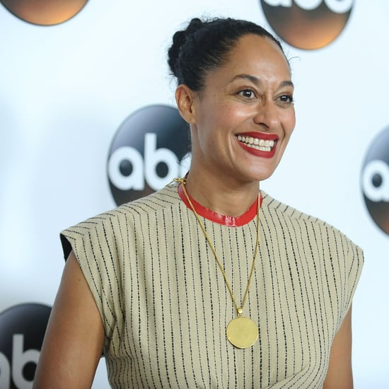 Tracee Ellis Ross Dancing During Workout