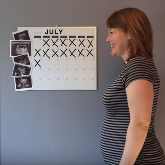 Pregnancy Stop-Motion Time Lapse