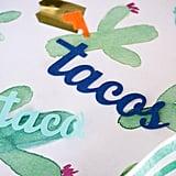 Taco Confetti