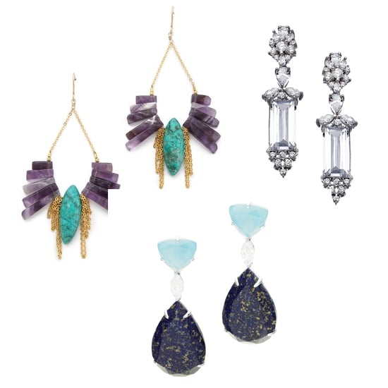 Accessory of the Week: Drop Earrings