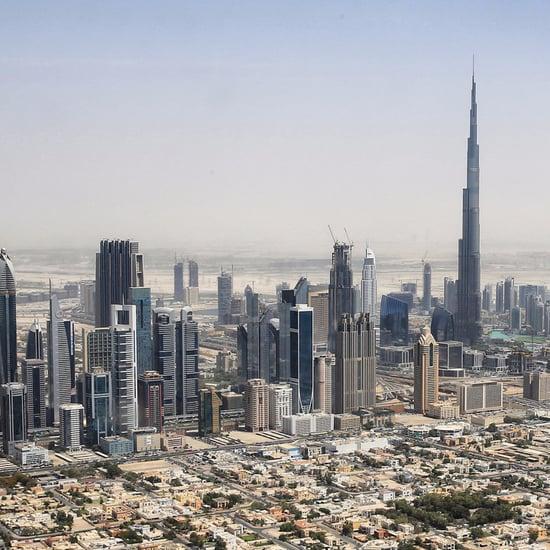 خدمة التوصيل إلى المنازل بالحوامات الطائرة في دبي